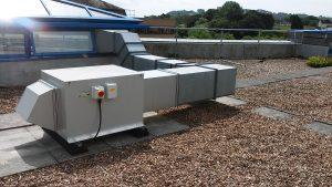 Ventilation System Installation in Cornwall, Devon, Hampshire & London.
