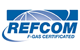 F-Gas Registered Installer with Refcom